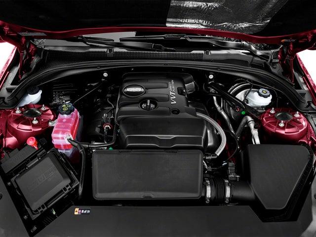 2016 Cadillac Ats Sedan 2 0l Turbo Luxury W Navigation In