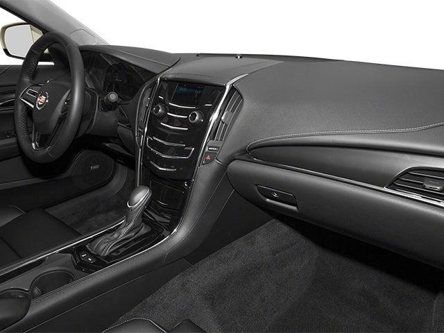 2013 Cadillac Ats 2.0 L Turbo >> 2013 Cadillac Ats 2 0l Turbo Luxury W Navigation